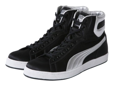 American Rag CIE x PUMA First Round Hi Satin Preview!