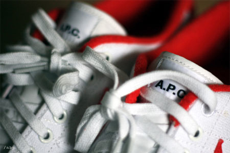 A.P.C x Nike All-Court Collection
