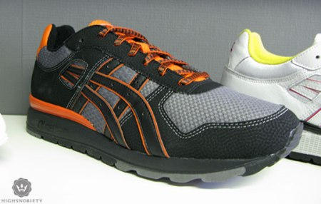 Asics Fall 2009 Collection (Europe)
