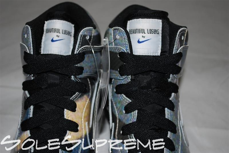 Beautiful Losers x Nike Dunk High Auction