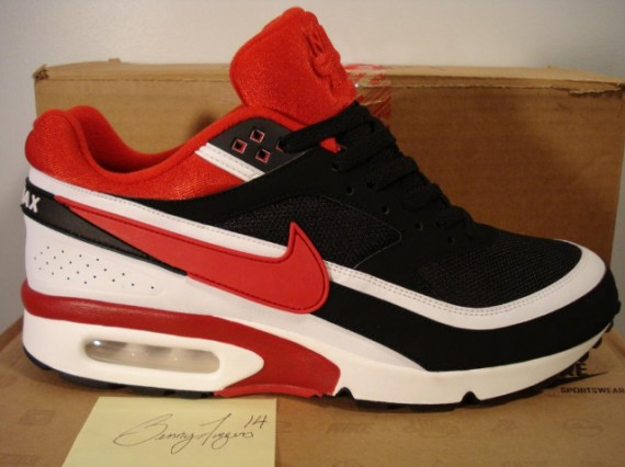 online store 43b0c de5fc Air Max Classic BW Black Red White 60%OFF - aullido.net