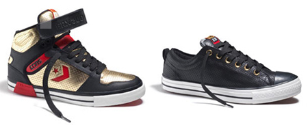 Converse Skateboarding Black & Gold Pack - Spring 2009