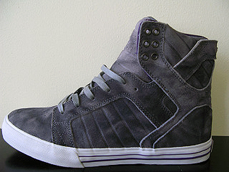 High Rising Flavor: Supra Skytop Hits in '09!