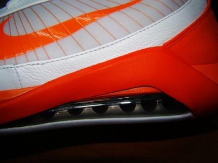 Nike Hypermax - White - Orange