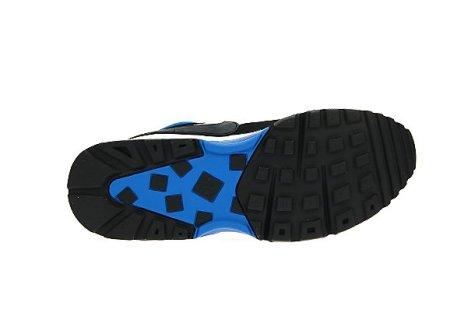Nike Air Classic BW Black-White-Blue-Sapphire
