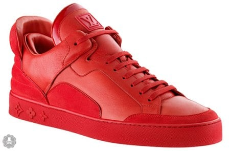 Kanye West x Louis Vuitton Low Top Sneakers | All Colorways