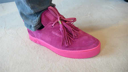 Kanye West x Louis Vuitton Low Top Sneaker