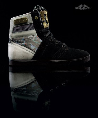 Lemar & Dauley x DC Shoes Double Label Project Admiral