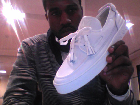 Louis Vuitton Sneaker By Kanye West