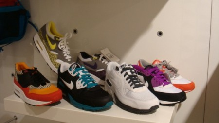 Nike Air Max - Fall - Winter 2009 Preview