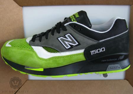 New Balance 1500 Green