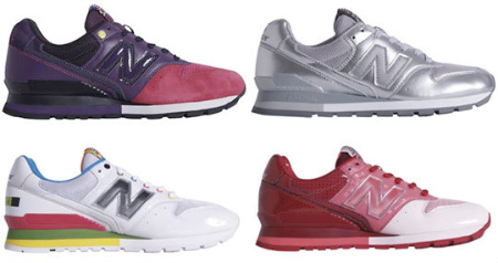 New Balance Spring 2009 996 Candy Pack  c7bac61f3
