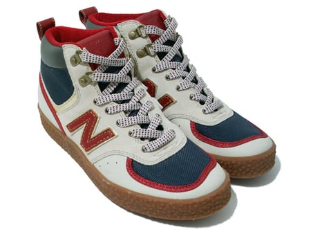 New Balance WRC576O R - White / Red