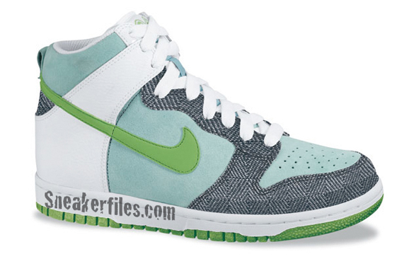 Nike 6.0 Womens Spring 2009 - Dunk High & Blazer Mid