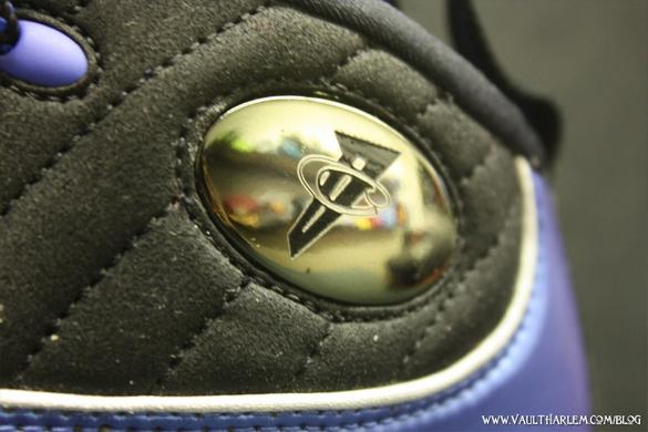 Nike Air 1/2 Cent Air Penny Hybrid - Varsity Royal / Black - Metallic Silver