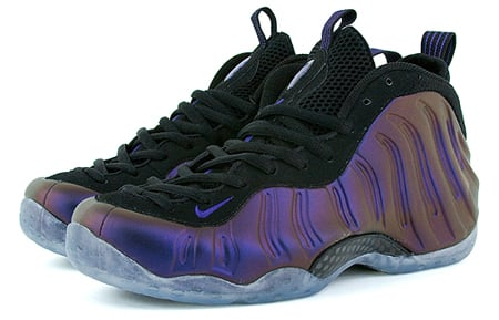 super popular 15efb 3ac1e Nike Air Foamposite One Eggplant Now Available | SneakerFiles
