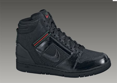 Nike Air Force II (2) High Premium - Gucci - Now Available