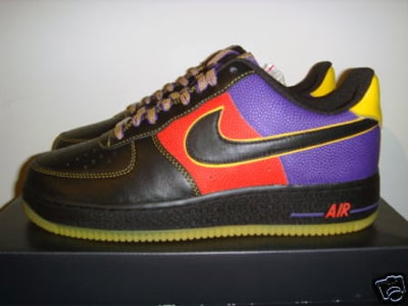 Nike Air Force One (1) - All-Star Game '09 - Available Early