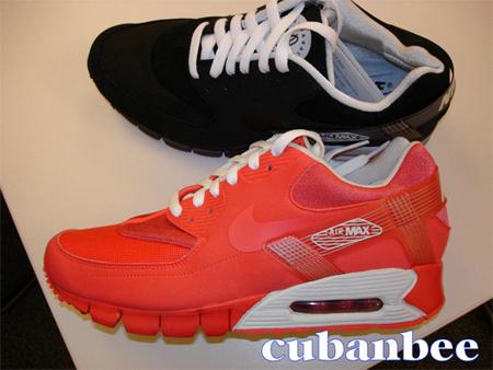 online retailer 0a7ad 05d57 Nike Air Max 90 Current x Huarache - Fall 2009