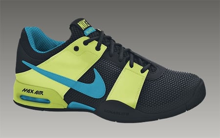 super cute 35548 585c1 Nike Air Max Courtballistec 13 - Black  Neon Turquoise Volt Black