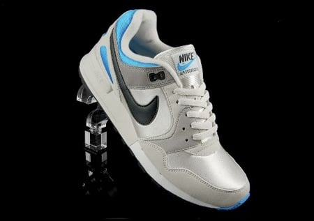 Nike Air Pegasus 89 - Light Bone / Vivid Blue / Black ...