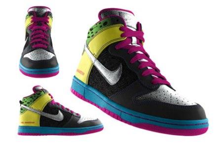 """Nike Dunk Hi """"NRJ Music Awards 2009″"""