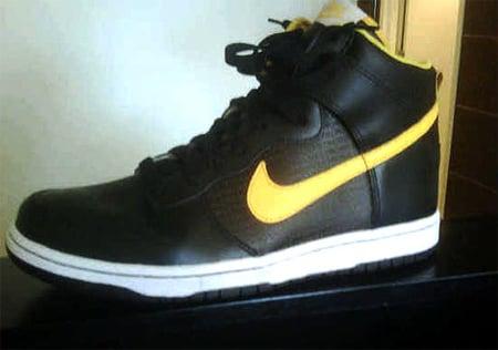 Nike Dunk High - Livestrong