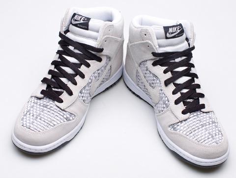 Nike Dunk High Premium LE - Woven