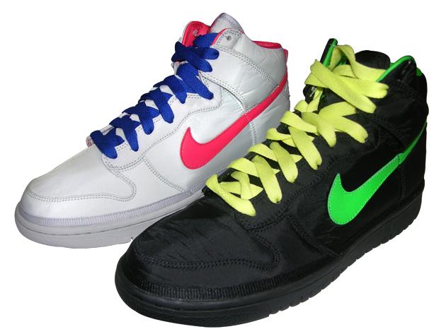 Nike Dunk High Premium - Nylon