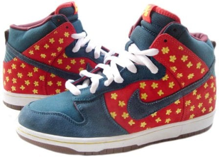 "Nike Dunk High SB ""Glen Quagmire"""