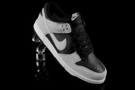 Nike Dunk Low CL - Black - Neutral Grey - Sail