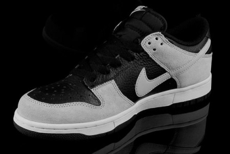 Nike Dunk Low CL - Black - Neutral Grey - Sail