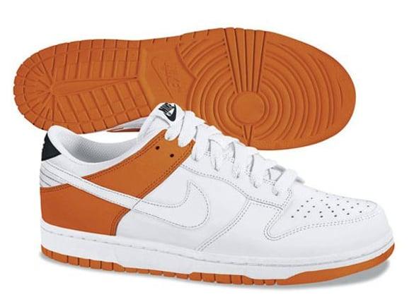 Nike Dunk Low SI - Spring 2009