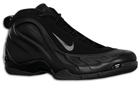 premium selection eebe0 c5209 Nike Foamposite Lite - Black  Anthracite