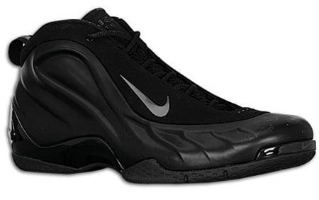 Nike Foamposite Lite - Black /Anthracite