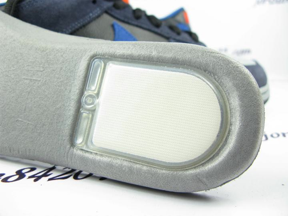 Nike SB Dunk Low - Navy / Black / Orange
