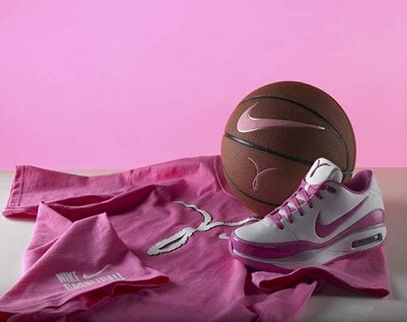 Nike Think Pink - Hyperdunk & Blue Chip