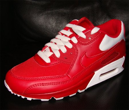 5f821875d5 Nike Womens Air Max 90 - Valentine's Day | SneakerFiles