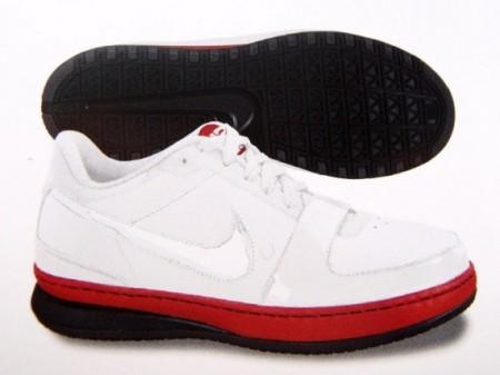 Nike Zoom LeBron VI Low - Black - White - Red
