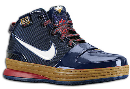 best sneakers 565ab 0251f Nike Zoom Lebron VI (6) Chalk - Now Available On Eastbay