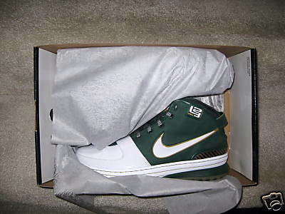 Nike Zoom Lebron VI (6) - Saint Vincent Saint Mary