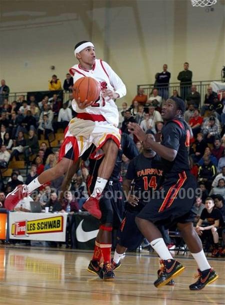 Nike Zoom Lebron VI (6) - Fairfax HS Player Exclusive (PE)