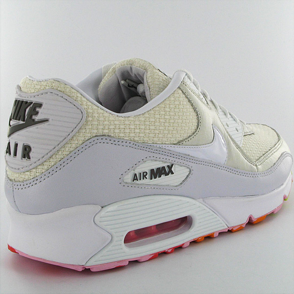 good Nike Air Max 90 Sail Grey Pink