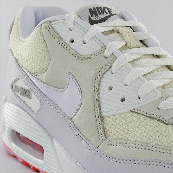 Nike Air Max 90 - Sail - Grey - Pink