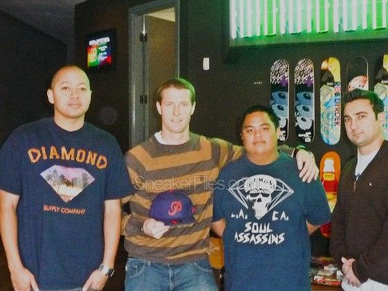 Primitive Skate Shop Crew