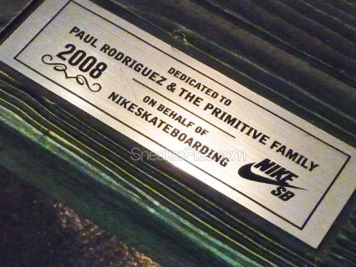 Primitive Skate Shop Nike SB Bench