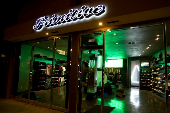 Primitive Skate Shop Paul Rodriguez Front