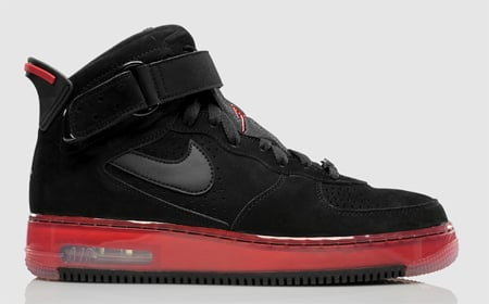 736c1a8f7f3 Release Reminder: Air Jordan Force Fusion VI (6) - Black / Varsity Red