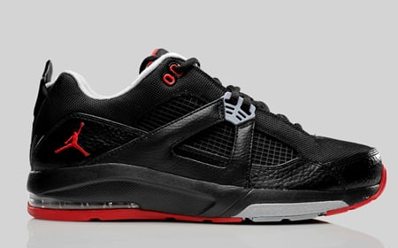 Release Reminder: Air Jordan Quatro Q4 - Black / Varsity Red - Stealth