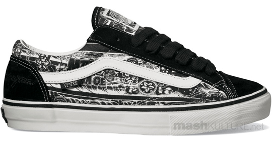 Rick Griffin x Vans Vault Fall '09 Preview